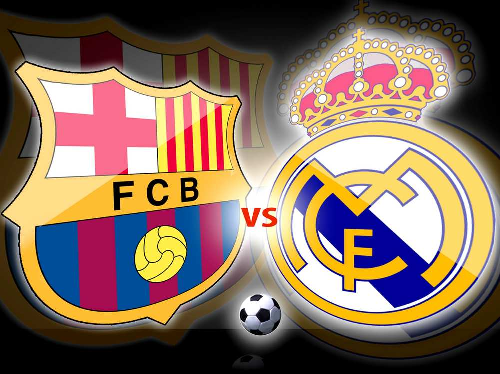 Barcelona-real 2 april 2016