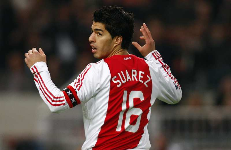 Suares in Ajax