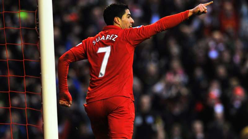 Suares in Liverpool