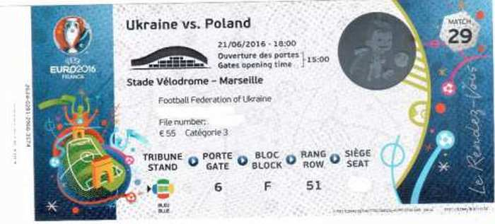 ukrain poland tickets