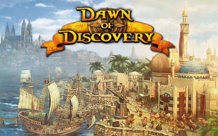 game Dawn of Discovery